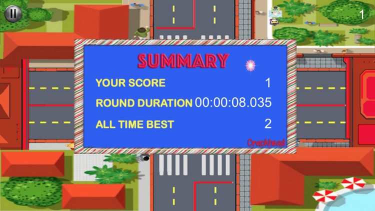 Crazy City Traffic Simulator screenshot-3