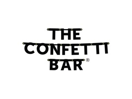 The Confetti Bar Stickers