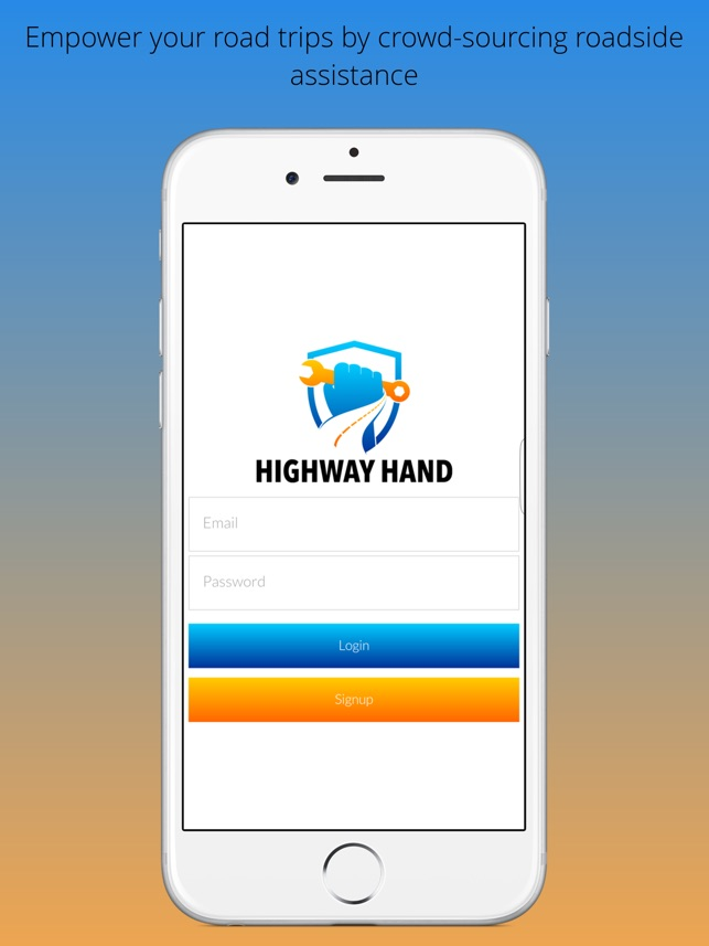 Highway Hand Screenshot
