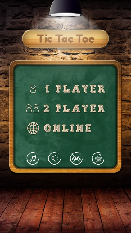 Tic Tac Toe Free Online - Multiplayer classic board game play with friends