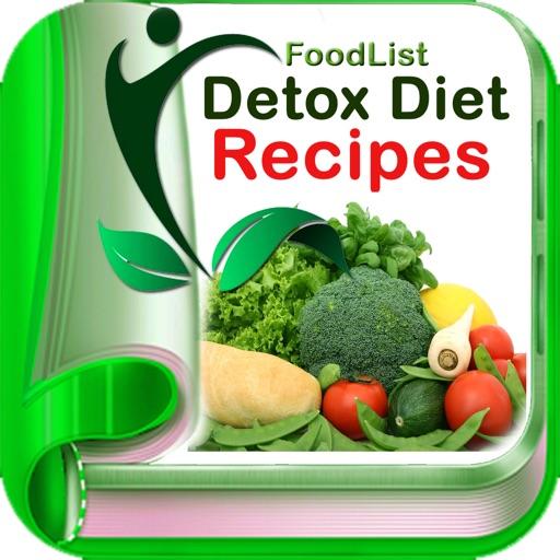 Body Detox Diet Recipes - 7 Days Detox Plan