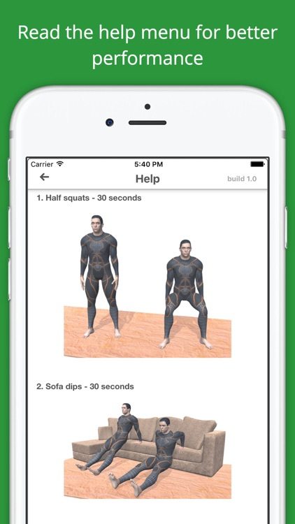 Home Sofa Workout Challenge Free - Lose Weight screenshot-4