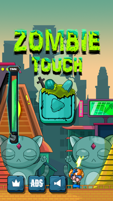 Zombie Touch: Wizard for Hire screenshot one