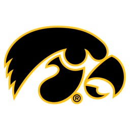 University of Iowa Stickers for iMessage