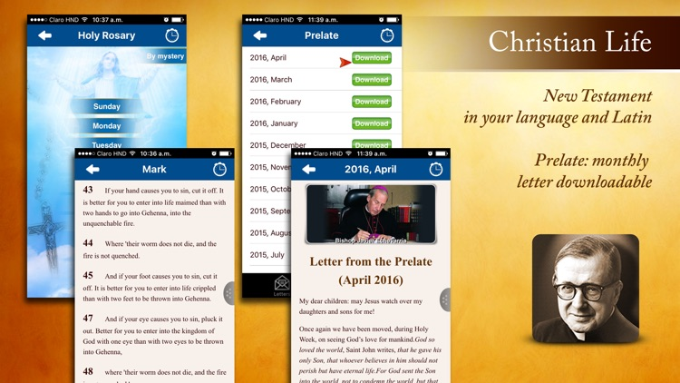 St. Josemaria screenshot-3