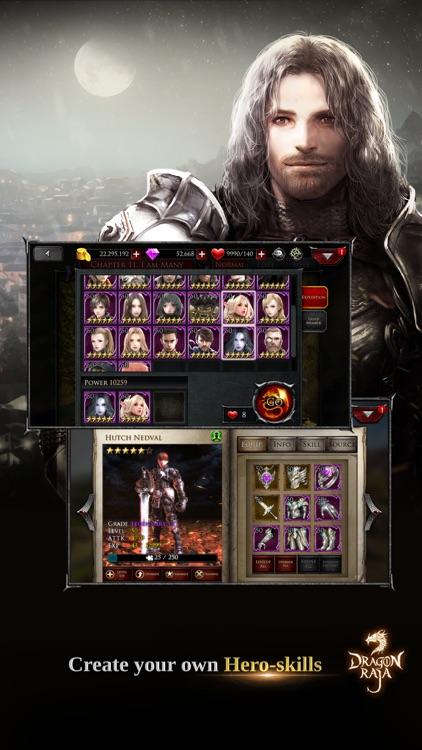 Dragon Raja Mobile screenshot-3