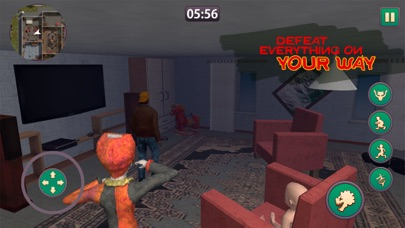 Creepy Clown Night Chase 3d By Daria Pavlyuk More Detailed Information Than App Store Google Play By Appgrooves Adventure Games 10 Similar Apps 31 Reviews