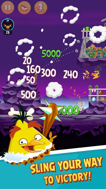 Angry Birds Classic screenshot-1