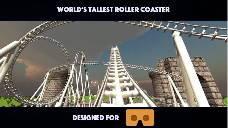 Roller Coaster VR for Google Cardboard