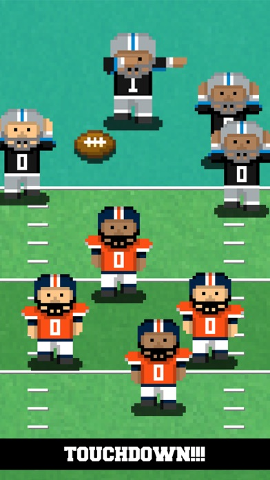 QB Kings - Endless Fantasy Football Hero 2k17 Free screenshot one