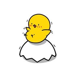 Chick JP Sticker - Season 4
