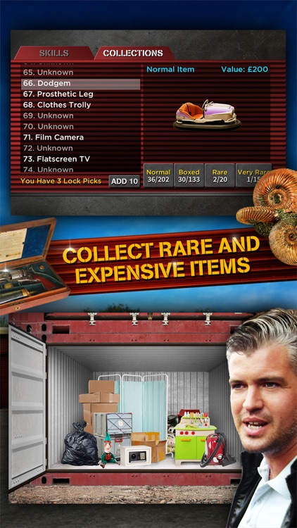 Storage Hunters UK : The Game screenshot-4