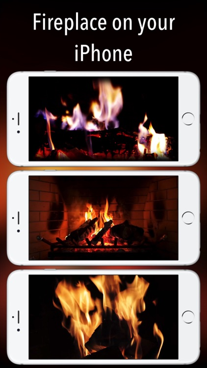 Fireplace HD: Cozy virtual fire & tranquil sounds