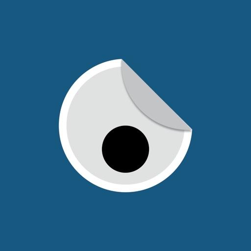 Googly Eyes Sticker Pack