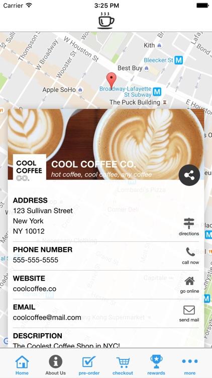 Cool Coffee Co. screenshot-4