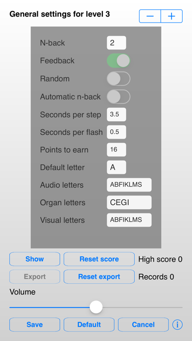 BetterBrain Lite screenshot two