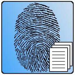 Wanted Criminals Scanner - Prank Finger Scan Detector