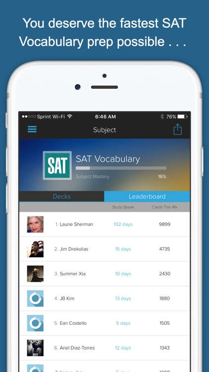 SAT Vocab Genius screenshot-3