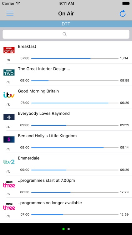 Tv Guide UK Listings Freeview by Ivan Vecchi