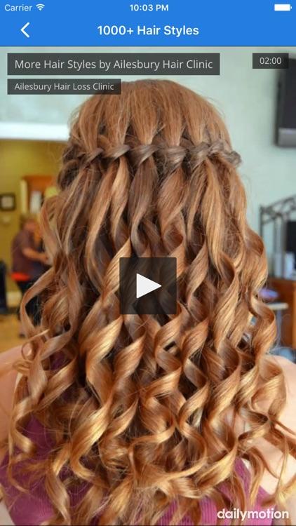 1000+ Hair Styles For Girls