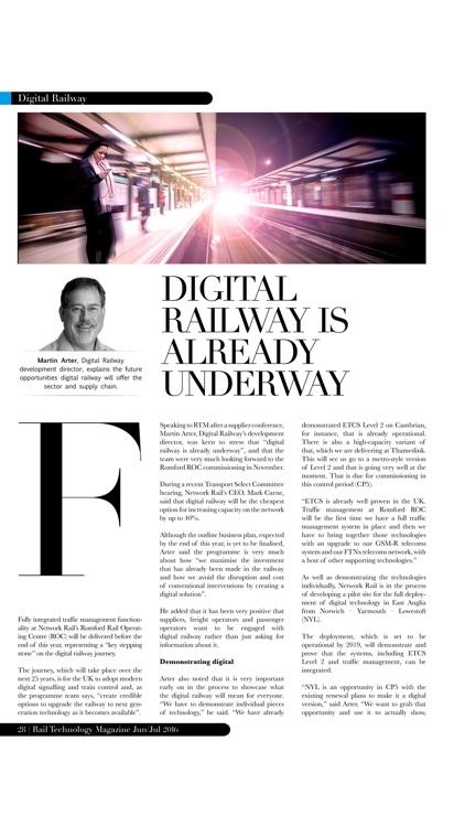 Rail Technology Magazine screenshot-3