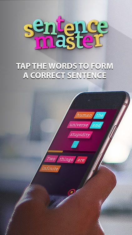 Sentence Master - English Sentence Builder & Maker