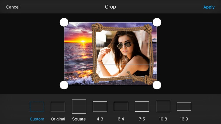 Beautiful Photo Frames & Photo Editor screenshot-3