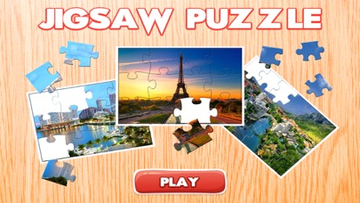 City Puzzle for Adults Jigsaw Puzzles Games Free screenshot two