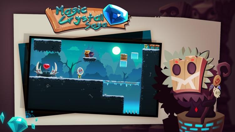 Magic Crystal Saga screenshot-4