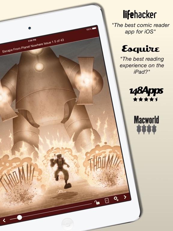 Comic Zeal Comic Reader screenshot
