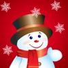 クリスマススノー:雪だるまを保存する