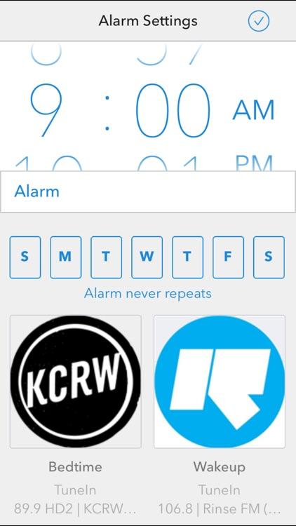 iHome+Sleep, the alarm clock app from the experts on alarm clocks screenshot-4