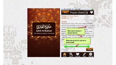 Sahih Al-Bukhariのおすすめ画像5