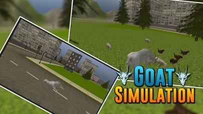 Angry Goat City Simulator 3D screenshot three