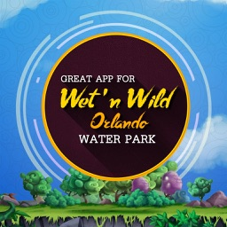 Great App for Wet 'n Wild Orlando Water Park