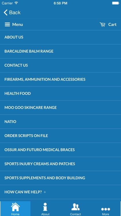 Barcaldine Pharmacy screenshot-4