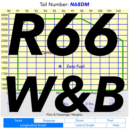 R66 Weight & Balance