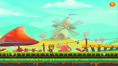 Jungle Tiger Run screenshot four