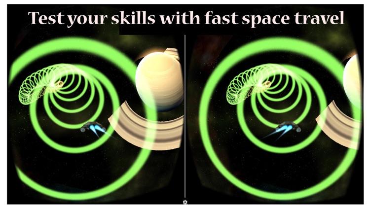 VR Wormhole