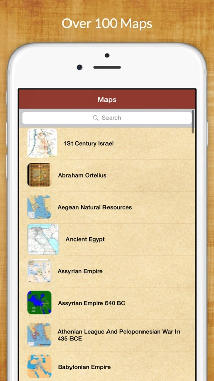 112 Bible Maps + Commentaries