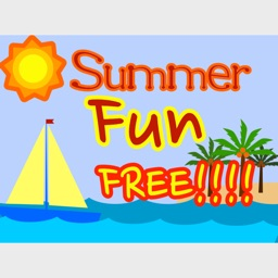 Summer Fun Stickers (Free)