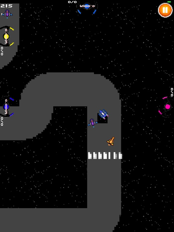 Pixel Space Race screenshot 7