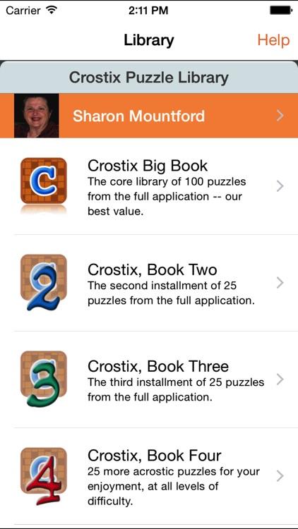 Crostix Free screenshot-3