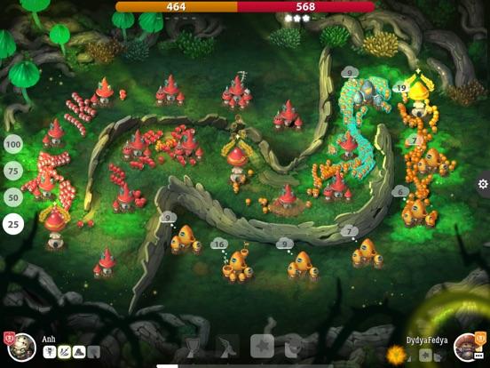 Скачать игру Mushroom Wars 2: Битвы грибов