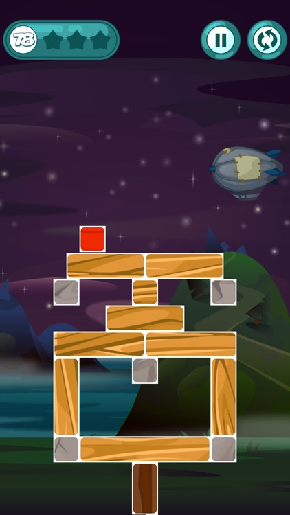 Break the Blocks - Challenging Physical Puzzle screenshot-3