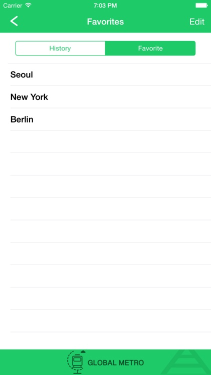 Global Metro screenshot-3