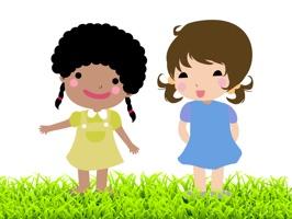 Cute Kids Sticker - DHS Pack 03