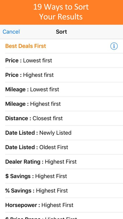 Used Car Search Pro by iSeeCars screenshot-4