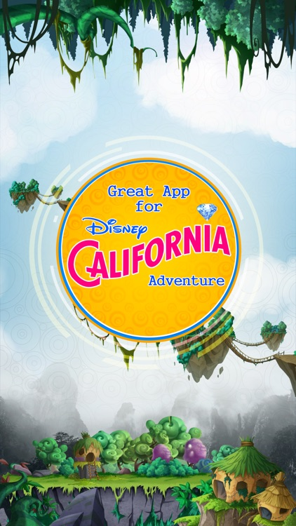 Great App for Disney California Adventure