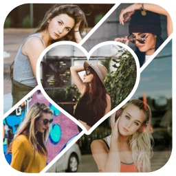 Photo Collage Maker - Photo Sticker,Filters,Frames